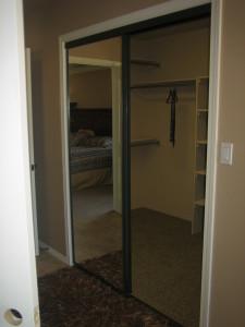 2nd Mstr Closet