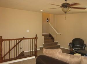 Loft & Mstr BR Stairs